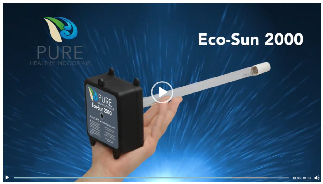 Play video to learn more about the Eco-Sun 2000